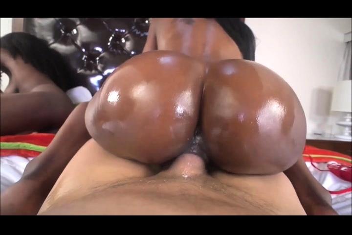 Pov Dick - Two Stunning Ebony Girls Working Their Magic On A POV Dick ...